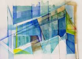 edifice-22x30-watercolor-and-drawing-media-on-paper