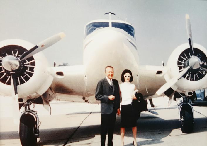 Phillips Historic Plane Picture