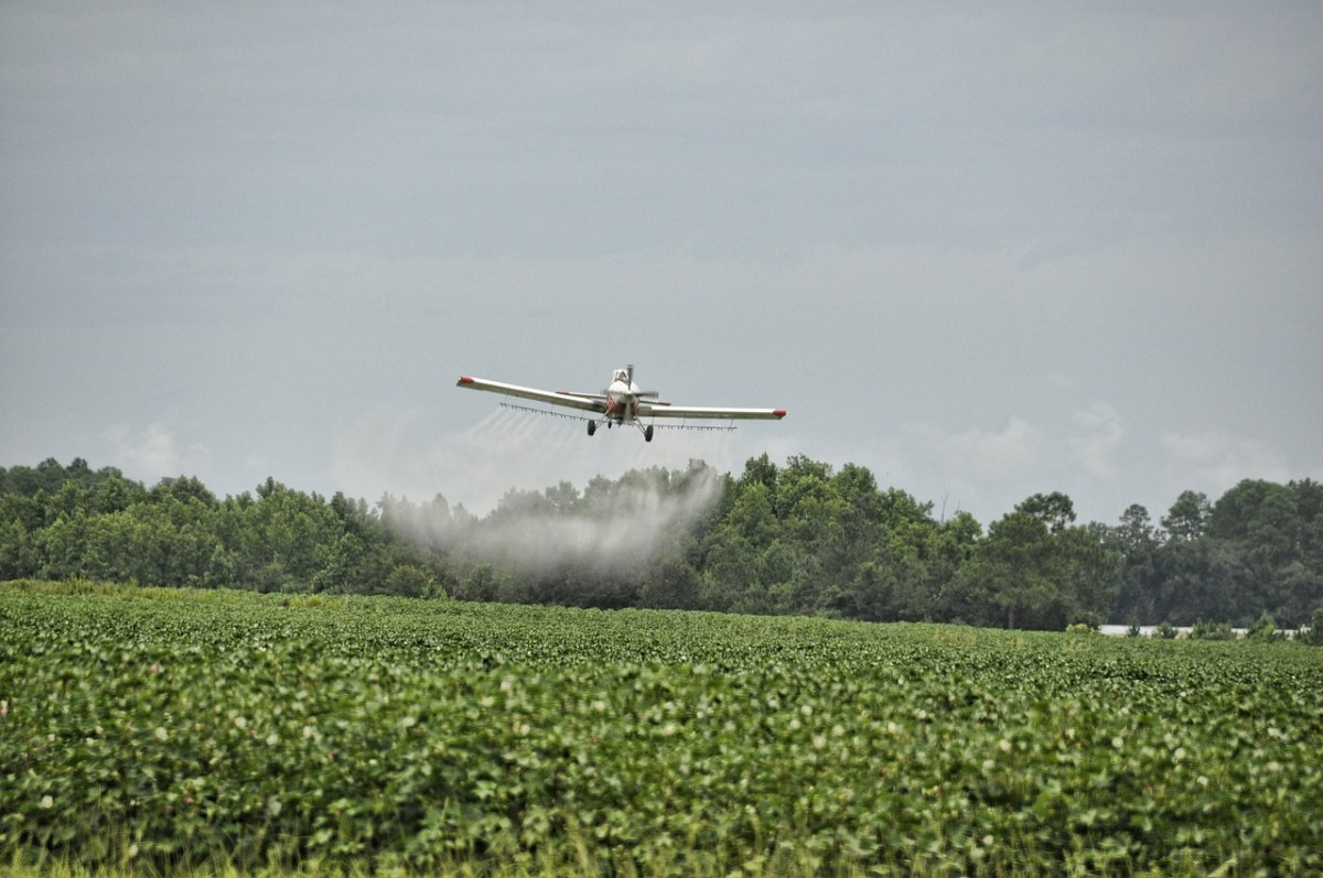 Monsanto Ordered to Pay $289 Million in Historic Glyphosate-Cancer Case