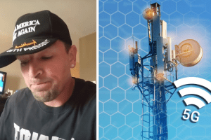 Cell tower technician 5G