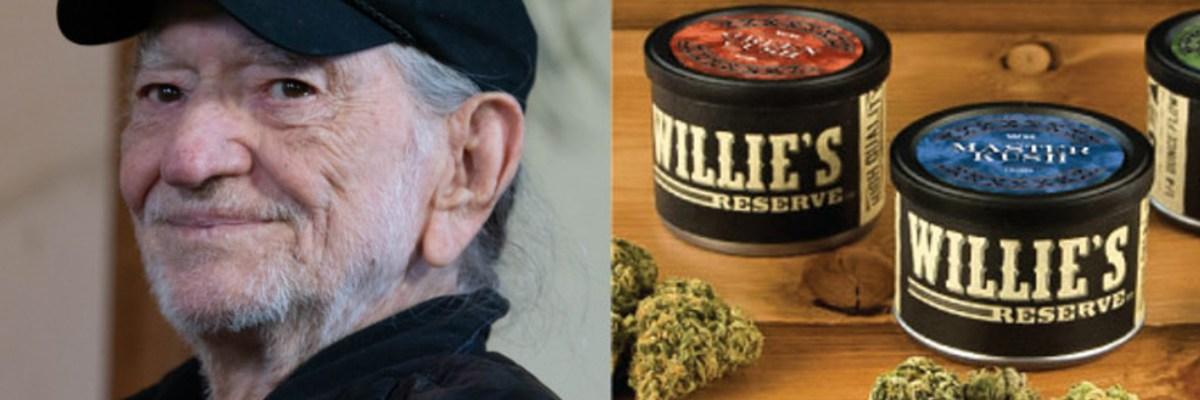 Willie Nelson Willie's Reserve marijuana