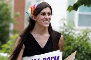 Transgender representative Danica Roem