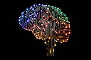 Brain made from computer chips