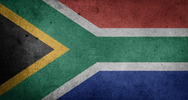 Flag of South Africa