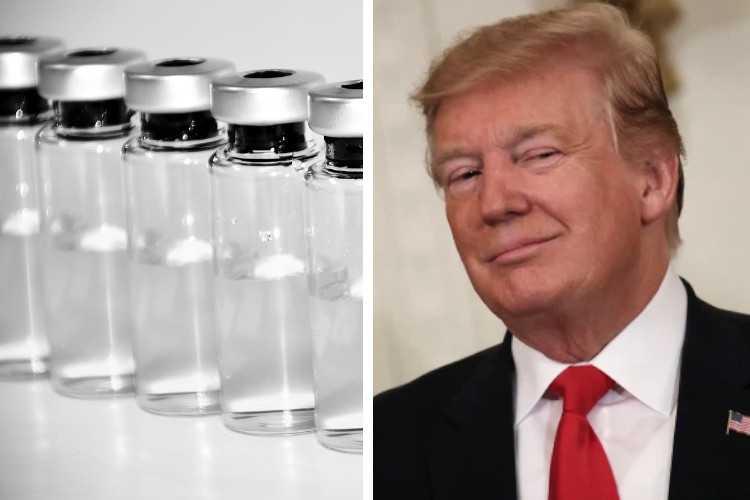 President Trump Deals Huge Blow to Bill Gates – Withdraws Support From 'China-Centric' COVAX Vaccine Alliance