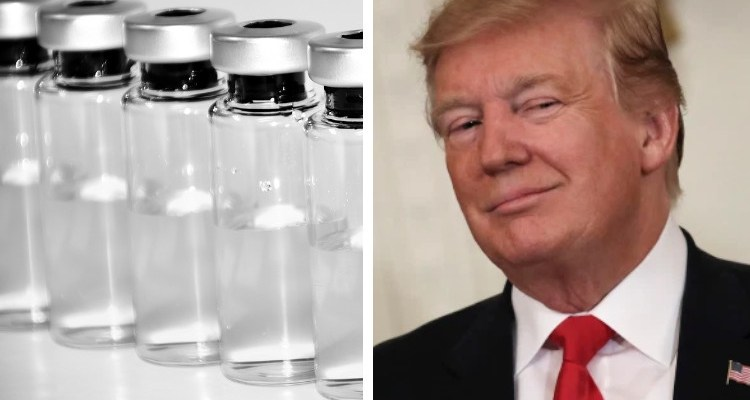 Donald Trump and vaccines