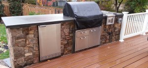 Outdoor Kitchen Hardscapes