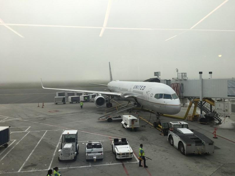 United Arlines 757-300