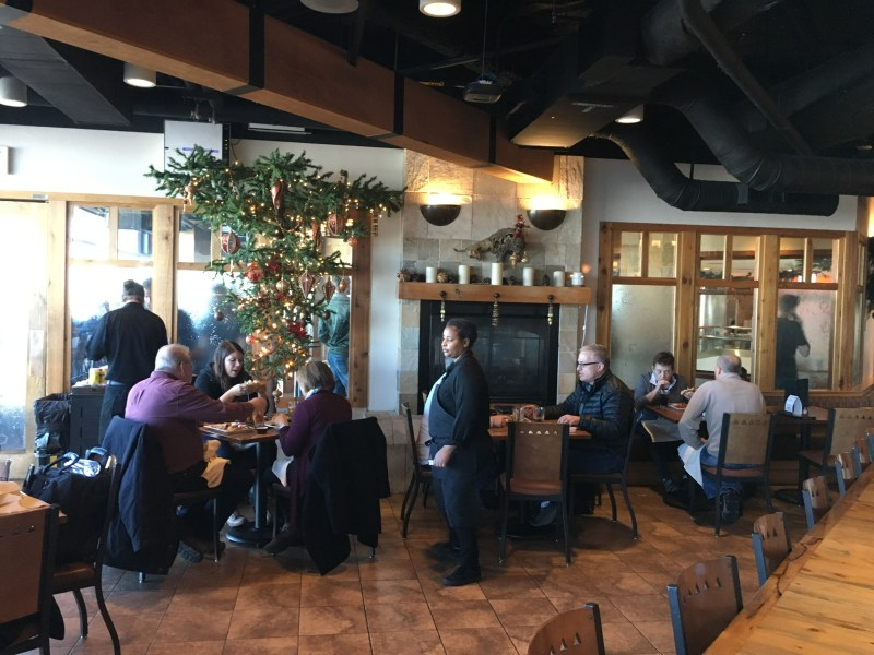 Timberline Steaks and Grille