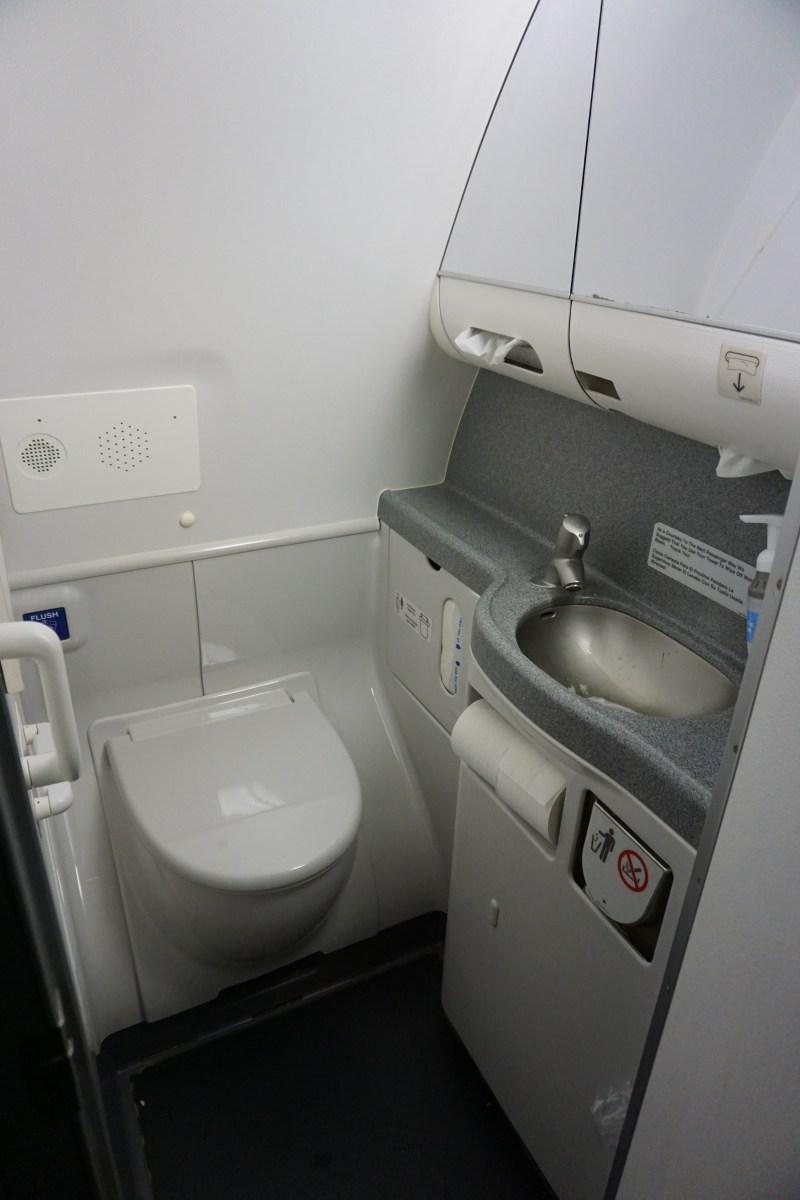 United toilet