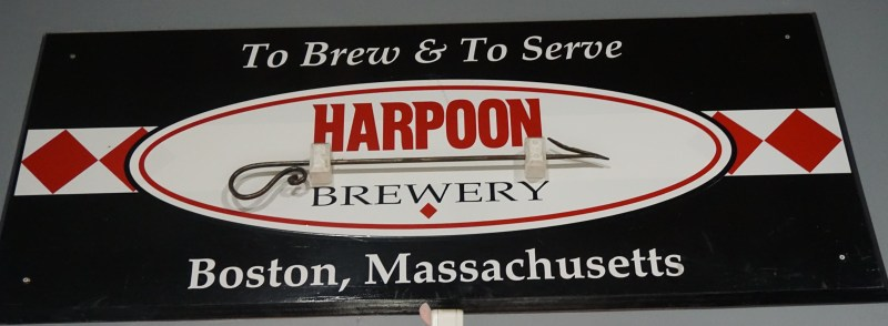 Review Harpoon Brewery