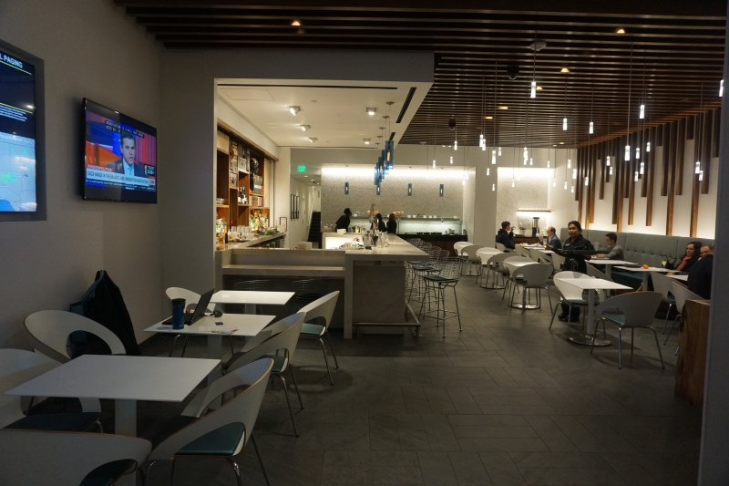 AMEX Centurion Lounge Houston