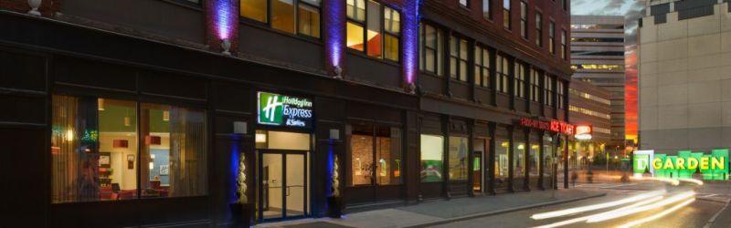 Holiday Inn Express TD Garden
