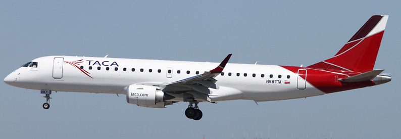 Taca Airlines ERJ-190