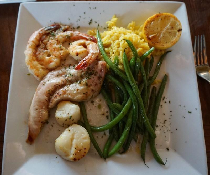 BLVD Seafood