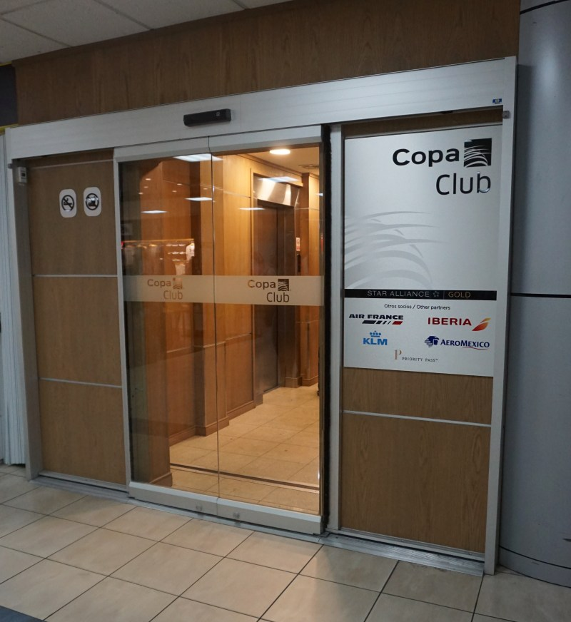 Copa Club Tocumen International Airport