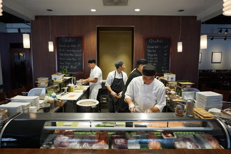Oishii Restaurant Dallas