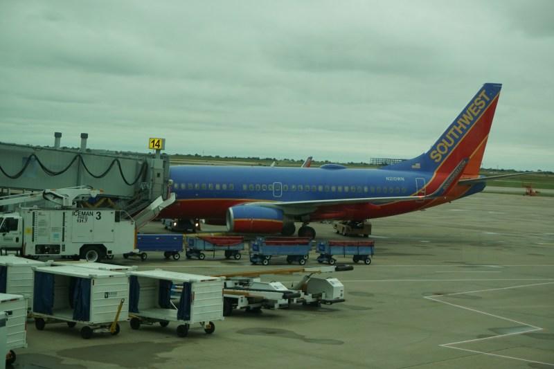 American Airlines 737-800 Economy
