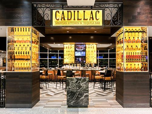 Cadillac Mexican Kitchen & Tequila Bar