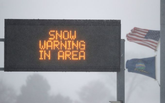 Midwest Winter Storm