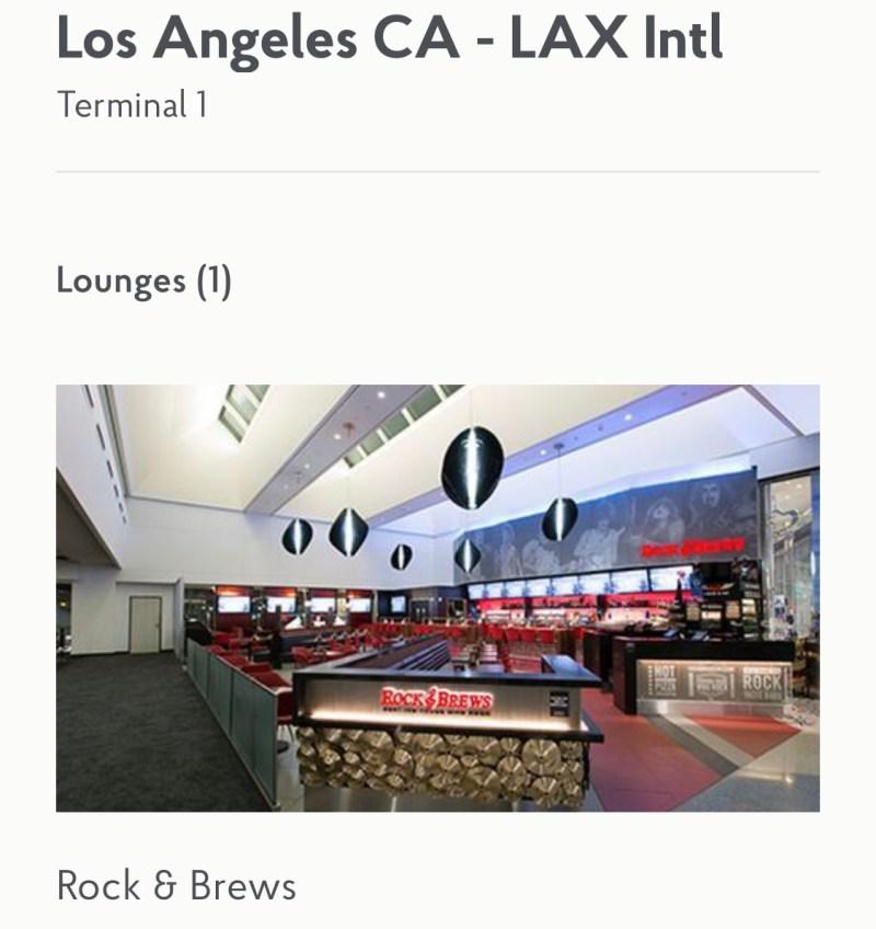 Rock and Brews Los Angeles