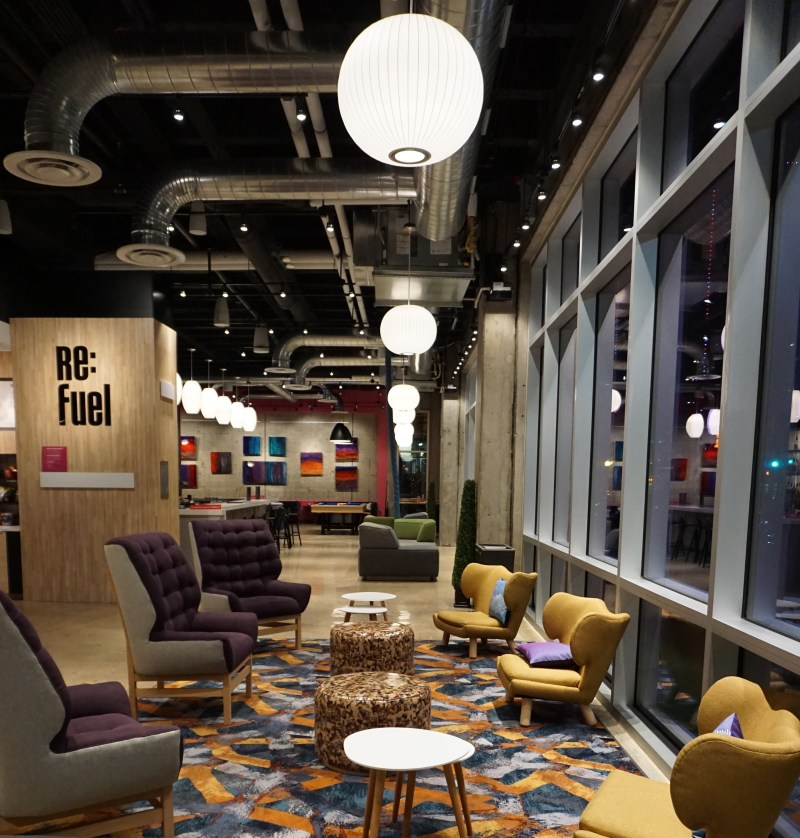 Aloft Hotel Fort Worth