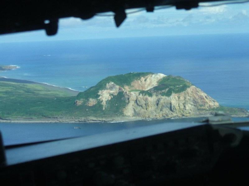 Trip to Iwo Jima