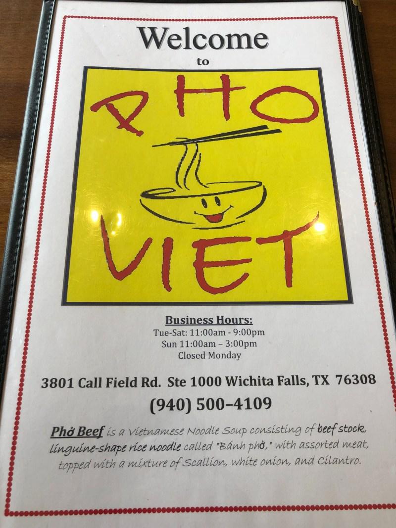 Pho Viet Wichita Falls