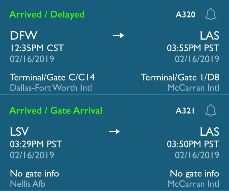 American Airlines Flight 671