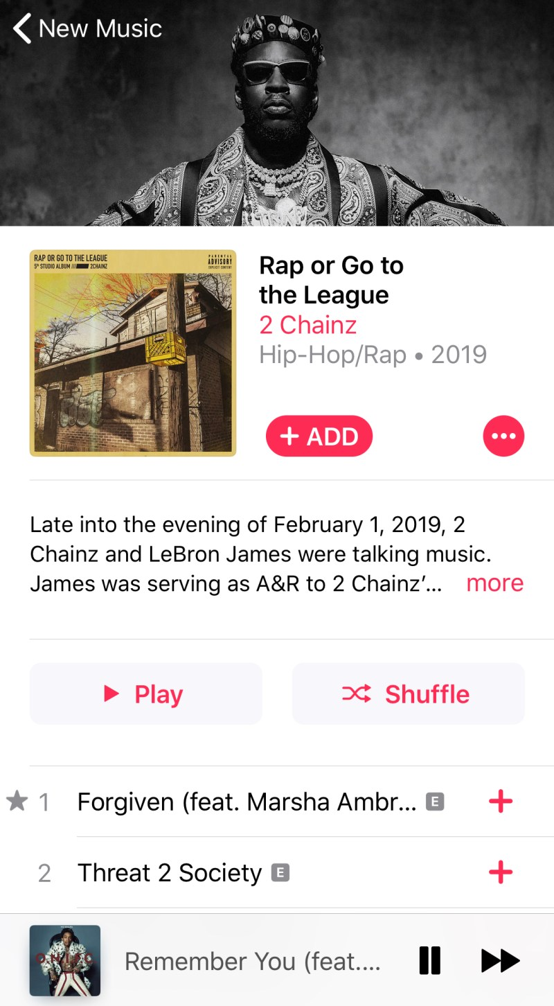 American Airlines Apple Music
