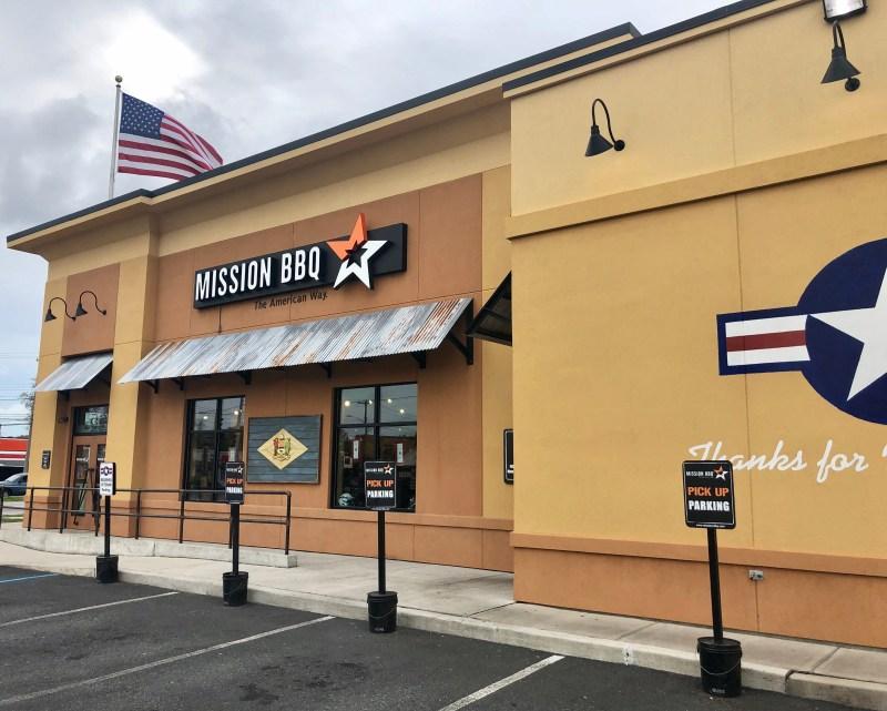 Mission Barbecue - Dover