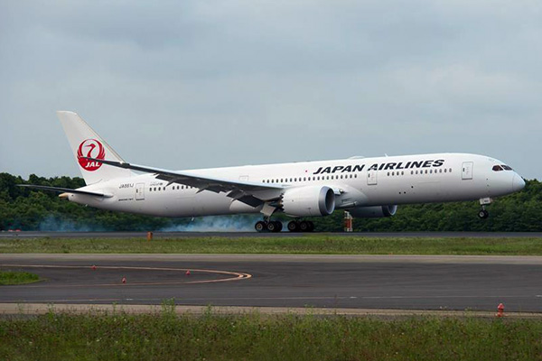 JAL 787-900