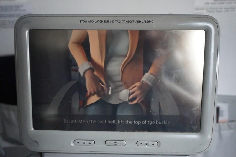 Avianca Airlines (A320) Business Class