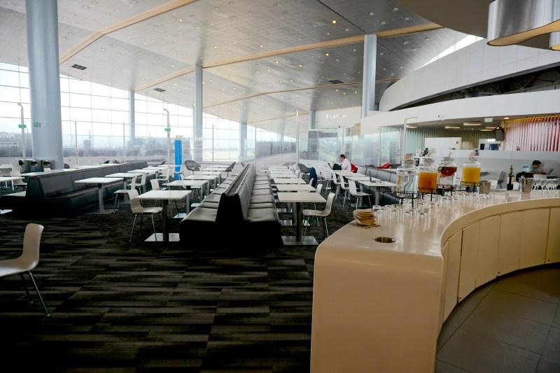 Avianca Airlines Lounge Bogota