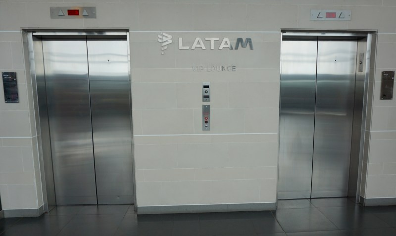 LATAM VIP Lounge - Bogota