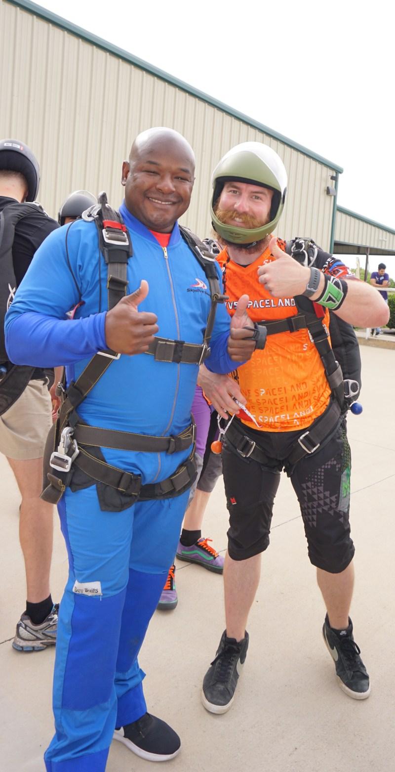 Skydive Spaceland Dallas