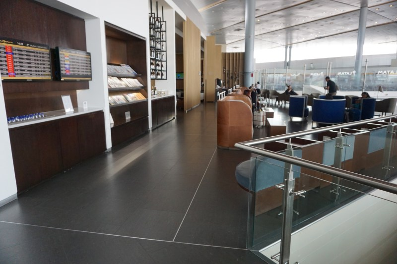 LATAM Lounge Bogota