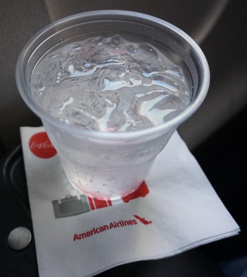 American Airlines (CRJ-700) First Class