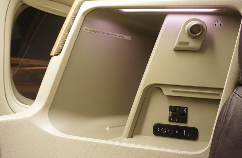 Singapore Airlines 777-300 Business Class Singapore to Tokyo