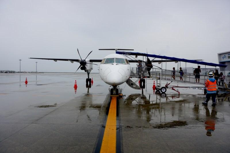 All Nippon Airways Bombardier Dash 8