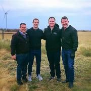 Director Jim Roth introduces Facebook CEO Mark Zuckerberg to Oklahoma, state's clean energy potential