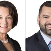 Phillips Murrah attorneys Mary Holloway Richard and Samuel D. Newton