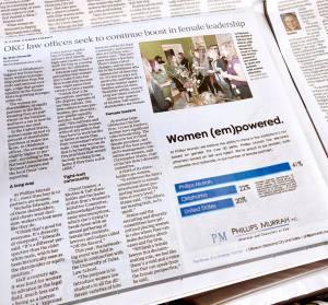 Phillips Murrah gender equity article in Oklahoman