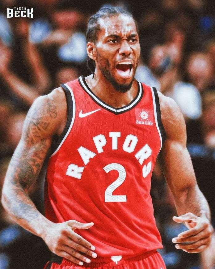 Kawhi Leonard list of accolades grew with the Toronto Raptors