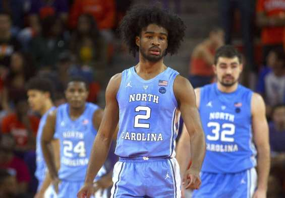 Coby White enters the NBA Draft, after having a phenomenal season at UNC