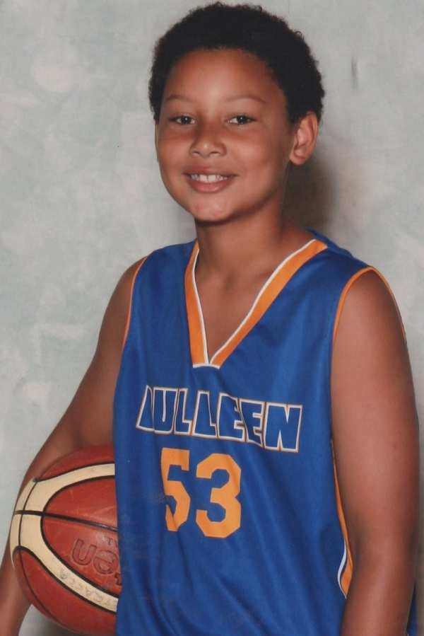 A young Ben Simmons never practiced shooting the basketball