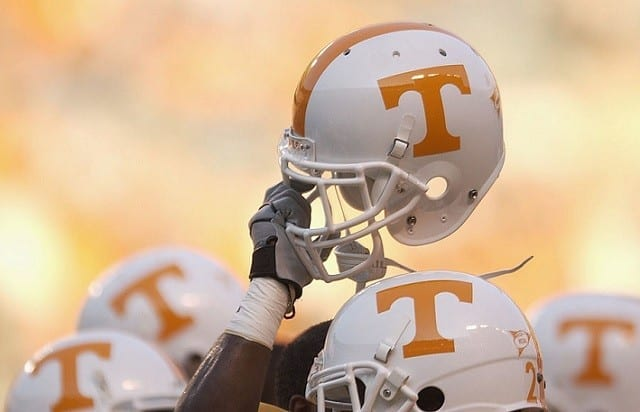 The Tennessee Vols are led by head coach Jeremy Pruitt