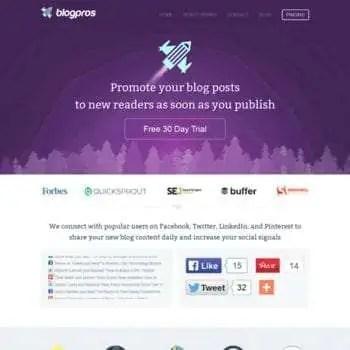 Blogpros Review