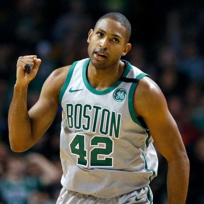 Al Horford left Atlanta to sign a contract with the Boston Celtics