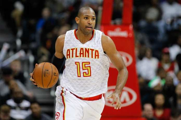 Al Horford's 1st contract was with the Hawks